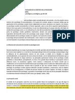 Garrido y c3a1lvaro 2007 El Desarrollo Teorico de La Psicologc3ada en El Contexto de La Psicologc3ada Pp 224 2291