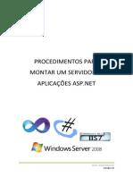 Montar Servidor Para Aplicacao ASP.net