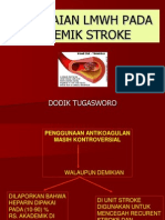 Pemakaian Antikoagulan Pada Iskemik Stroke1