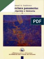 Samuel Gutierrez- Arquitectura Panameña Descripcion e Historia