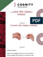 Kurs VBA - Obiekty i kolekcje VBA.pptx