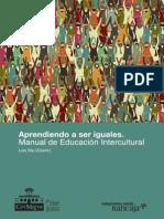 Die Luis - Aprendiendo a Ser Iguales - Manual de Educación Intercultural