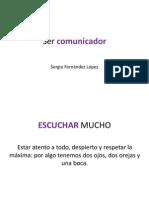 Ser Comunicador