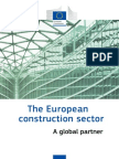 The European Construction Sector - A Global Partner