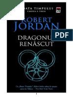 Robert Jordan Roata Timpului 3 Dragonul Renascut