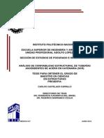 Analisis de Confiabilidad Estructural de Tuberias Ascendentes de Acero en Catenaria MsC
