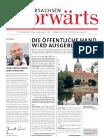 Niedersachsen-Vorwärts Dezember 2009