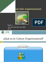Semana 1S1 Desarrollo Organizacional y Manejo Del Cambio