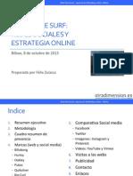 SEO - Surf Industry & Social Media