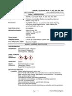 Asphalt Cutback Mc30, 70, 250, 500, 800, 3000 - Gibson Energy Limited