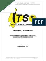 Guia de Proyectos ITSO 2