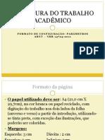 4 Estrutura Do Trabalho Acadêmico - Tcc