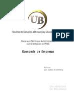 1-Economía de Empresas Presentacion