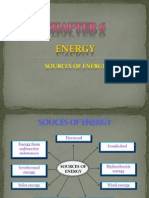 Chapter 6 Sources of Energy