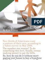 """Os 12 Mandamentos do """"Network Marketing"""""""