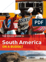 The Guide to South America on a Budget