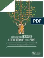 Conservando Bosques Comunitarios en el Perú