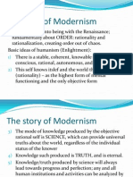 The Story of Modernism