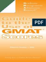 Score Guide