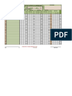 Registro de Evaluacion - Ie Santa Magdalena -2014