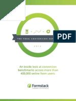 Form Conversion Report