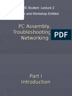 7167238 PC Assembly Troubleshooting Networking