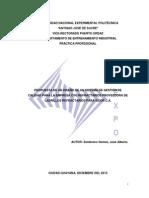 Propuesta Diseno Sistema Gestion Calidad Empresa Cvg Refractarios