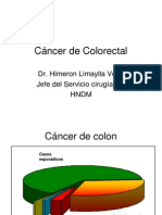 Cancer de Colon USMP 2011