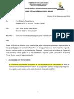 Informe Técnico Pedagógico Anual