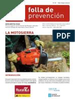 FP 40 La Motosierra