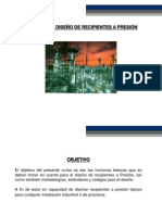 CURSO PARA DISEÑO DE RECIPIENTES A PRESIÓN.ppt