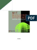 MIT Building Systems Design Handbook