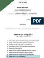 AI1 9 Administración de La Información