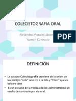 Colecistografia Oral Expo