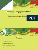 TFL Employee Engagement Plan 2011