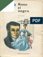Stendhal-Rosu Si Negru 1