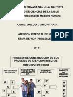 13 Clase a. i. Adolescente s. c. 2013-1
