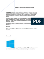 Guía de Windowss 8