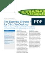 StorageforCitrixXenDesktopSolutionBrief