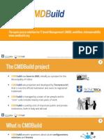 CMDBuild Presentation
