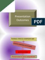 Thermal Stresses n Composite Bar Baya Slide Power Point