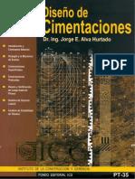Diseño de Cimentaciones Jorge Alva