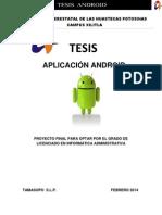 Tesis de Android Original