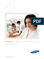 OfficeServ 7030 Brochure Español