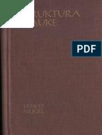 Ernest Nejgel Struktura Nauke