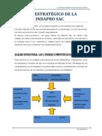 Analisis Estratégico de La Empresa Indapro Sac