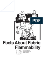 Facts about Fabric Flammability You Should Know