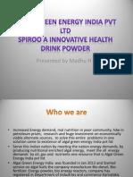Algal Green Energy India Pvt Ltd