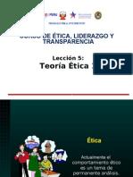 Teoria de La Etica 1