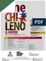 Cine Chileno 2014 Universidad Mayor